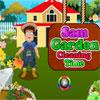 Temps de nettoyage de Sam Garden jeu