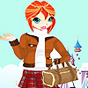 Sindy winter clothes dress up jeu