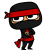 Sloppy Ninja - Fate jeu