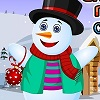 Snow Man Merry Christmas jeu