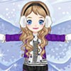 Snow Angel Dress Up Game jeu