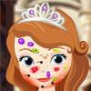 Sofia du visage Skin Doctor jeu