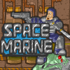 Space Marine jeu