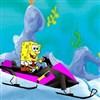 Sponge Bob Sled Ride jeu