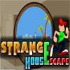 Strange House Escape jeu