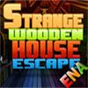 Maison en bois étrange évasion jeu