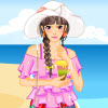 Summer Beach Vacation Dressup jeu
