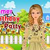 Summer Birthday Party jeu