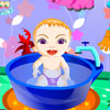 Sweet Baby Bathing jeu
