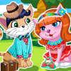 Sweet Kitten Date jeu