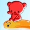 Ours en peluche Clix jeu
