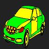 The Big firm car coloring jeu
