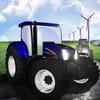 Course de tracteur agricole jeu