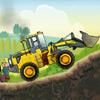 Tractors Power Adventure jeu
