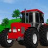 Tracteur Trial jeu