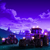 Championnat de course de tracteur jeu