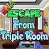 Chambre triple évasion jeu