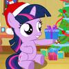 Jour de Noël Twilight Sparkle jeu