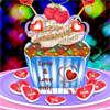 Petits gâteaux Valentine jeu