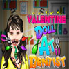 Valentine Doll at the Dentist jeu