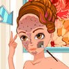 Vampire Facial Makeover jeu