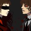 Couple de vampire Halloween Dress Up jeu jeu