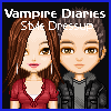 Vampire Diaries Style Dressup jeu