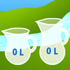Pots à eau jeu