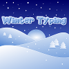 Winter Typing jeu