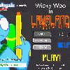 Wicky Woo en terre de lave jeu