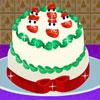 Délicieux gâteau aux fraises jeu