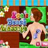 Zoes Beach Massage jeu