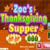 Zoes Thanksgiving Supper jeu