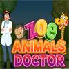 Zoe animaux médecin jeu