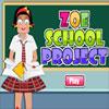 Projet d'école de Zoé jeu